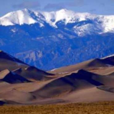 CO Great Sand Dunes Natl Park