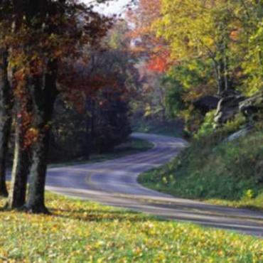 VA skyline drive