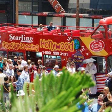 CA Citysightseeing Hollywood