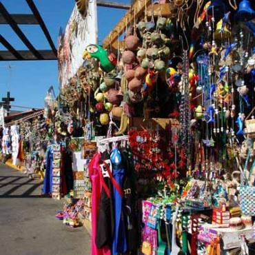Mexico, Tijuana shopping