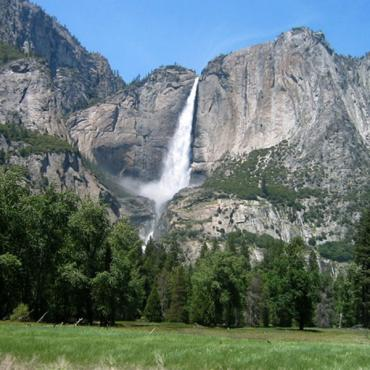 CA Yosemite Falls