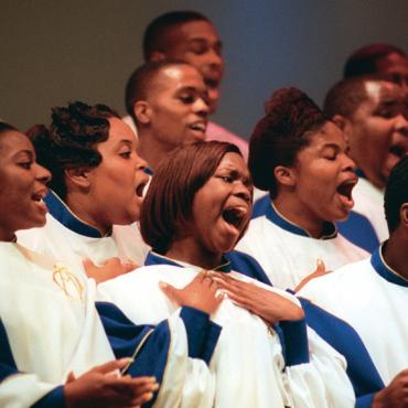 NYC Gospel choir