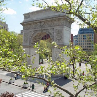 NYC Washington_Square_Arch