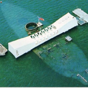 Hawaii Pearl Harbour_Memorial