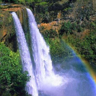 Hawaii wailua-falls-