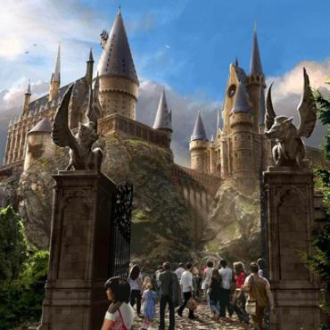 Harry Potter Park image