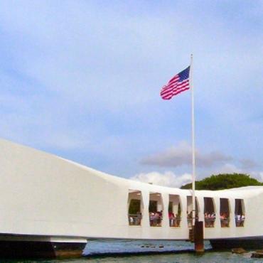 HI PAT Oahu USS Arizona