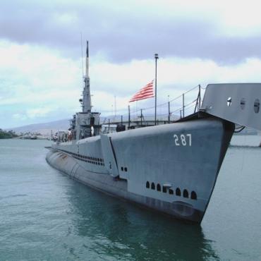 HI USS Bowfin