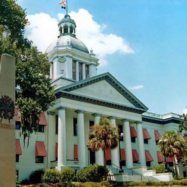 FL Tallahassee Old Capitol