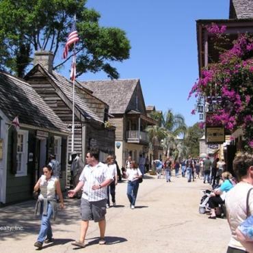 Fl St Augustine historic
