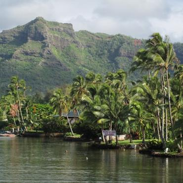 Kaui wailua River
