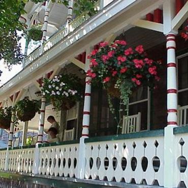 MA Martha's Vineyard veranda