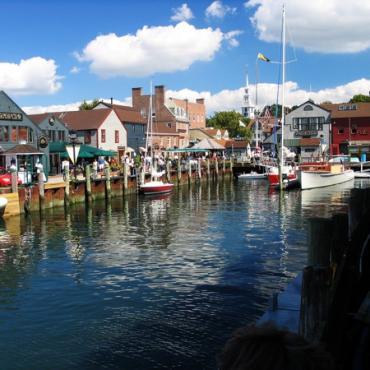 RI Newport Bowens Wharf