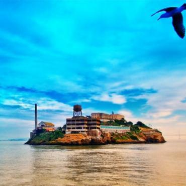 SFO alcatraz-island