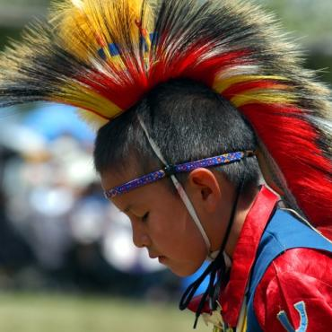 NM Taos Pow Wow 1