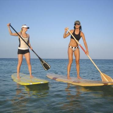 FL Stand UP paddleboarding