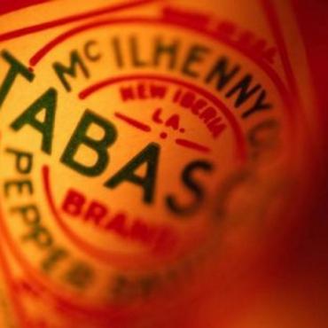 MSY Tabasco Sauce