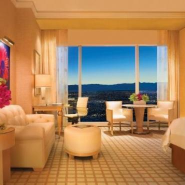 Wynn Deluxe suite