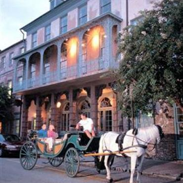SC Charleston horse carriage