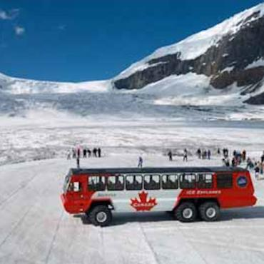 Canadian Rockies Ice Explorer