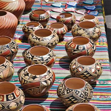 Santa-Fe-Indian-Market-2008-Pottery
