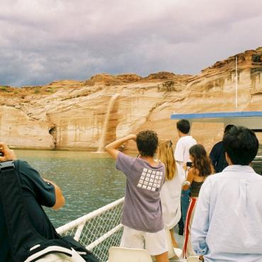 AZ Lake Powell Antelope Canyon cruise