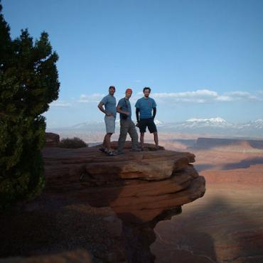 UT Canyonlands Deadmans Point
