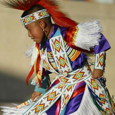 AZ Navajo boy
