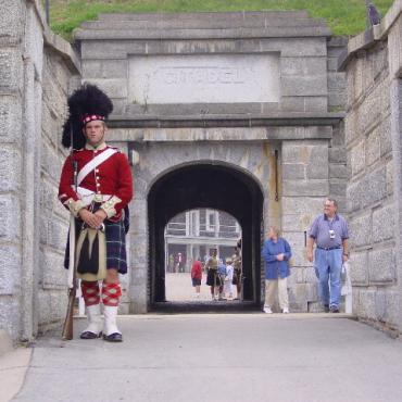 NS Halifax Citadel entrance.jpg