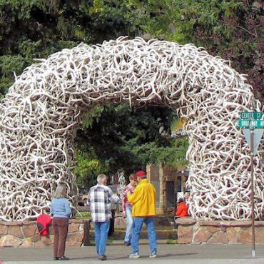 WY Jackson Hole antler arch.jpg