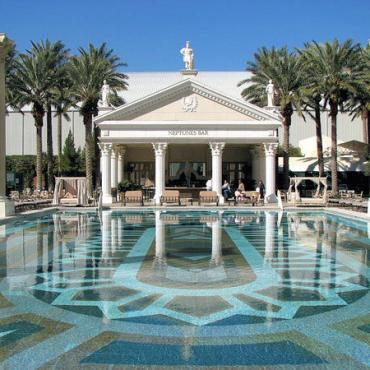 Ceasars Palace pool.jpg