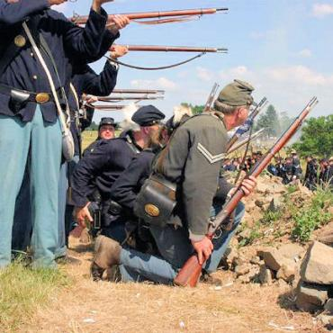 PA Gettysburg re-enactment.jpg