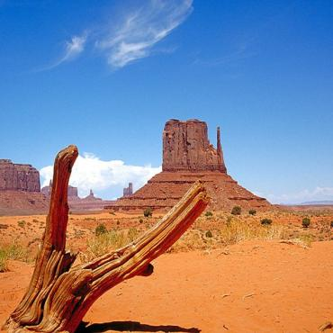 West Mitten Butte Monument Valley