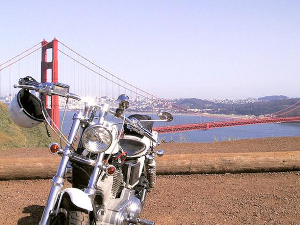 San Francisco Motorcycle >> San Francisco Motorcycle Tour Self Guided Motorcycle Tour
